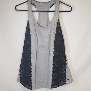 Guess Los Angeles Lace Tank Top